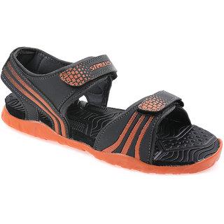36f60581d77 Buy Paragon Stimulus Men s Orange Sports Sandals Online   ₹499 from ...
