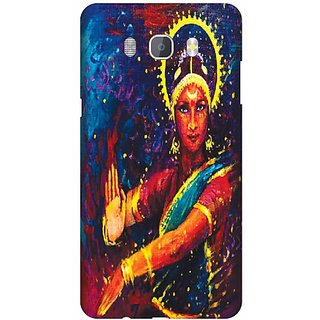 Printland Back Cover For Samsung J7 New Edition 2016