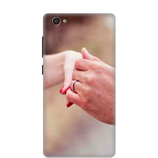 Seasons4You Designer Back Cover For Vivo V5