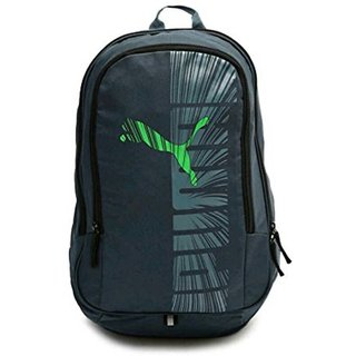 Buy Puma Graphic Green backpack bag Online - Get 64% Off 0d21c3dccb8ef
