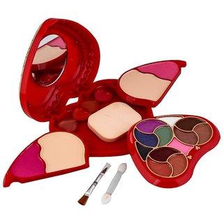 ADS Color Series Makeup kit(A8223) 12Eyeshadow.2Blusher 2Powder Cake 4lip color