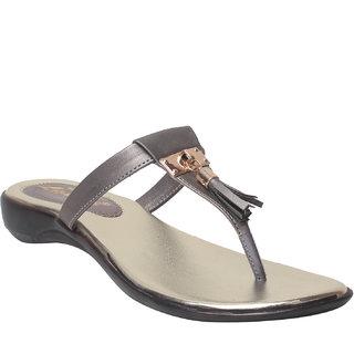 Msc Women'S Grey Flat