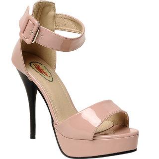 39fcd92a24e Buy Msc Women S Peach Stilettos Online - Get 72% Off