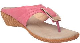 Msc Women'S Peach Heels