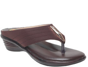 Msc Women'S Brown Heels
