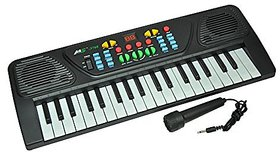 Toy Vala 37 key Piano Keyboard with Recording Function and Mic