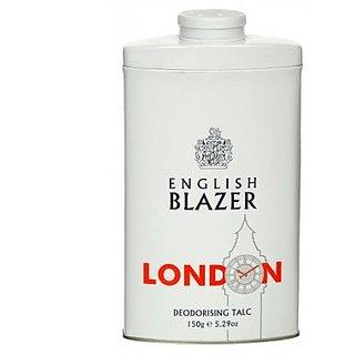 English Blazer London Talc 150 gm