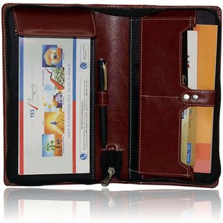 Wildmount Cheque Book And Document Holder