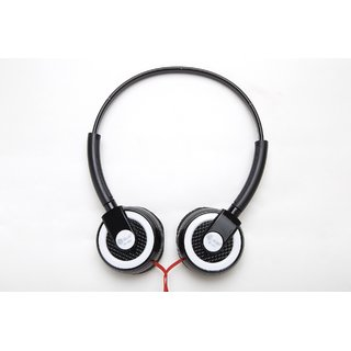 Bluei HP-303 High Quality HD Stereo Wired Headphones With Inbuilt mic