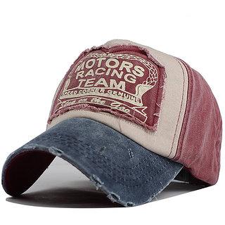 Buy Baseball Men s Adjustable Casual Cap leisure Solid Color Fashion Summer  hats For Men Women Blue Navy Red Online - Get 45% Off ef87624cb08