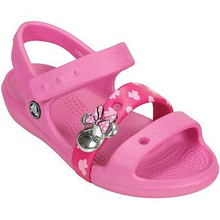 8d0278b40b138 Buy Crocs Kids Pink Sandal Online   ₹1995 from ShopClues