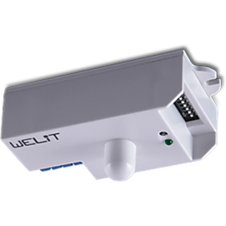 WELiT High frequency ceiling and wall mount motion sensor
