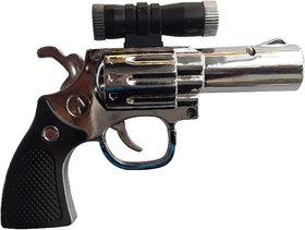PTCMART Shock White  Black Gun