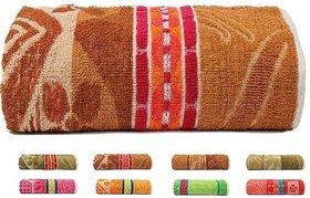 xy decor cotton bath towel (30x60) multicolor Xx1