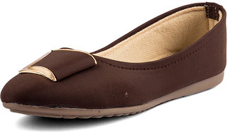 PAN Women's Brown Bellies