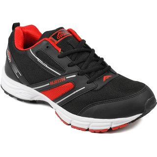 Asian Vector-01 Black Red Runnning Shoe For Men