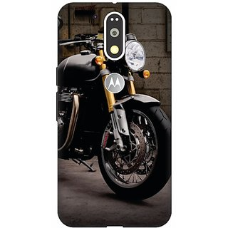 Printland Back Cover For Moto G4 Plus