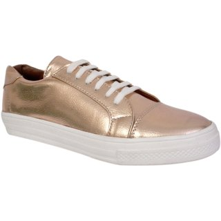 Buy Enzo Cardini Women Rose Gold Casual Shoes Online - Get 75% Off a9813248d