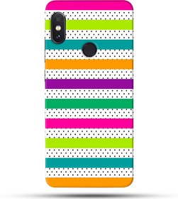 PREMIUM STUFF PRINTED BACK CASE COVER FOR VIVO V9 DESIGN 6065