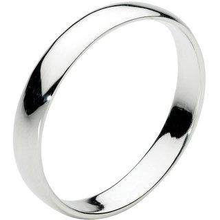 SILVERISH Alloy Ring For Women And Men Rhodium Plated Ring