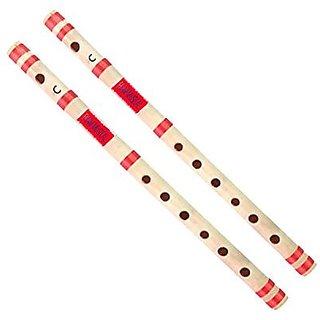 Ekam Musical-Scale-C Flute Set of 2.