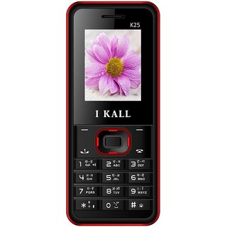 IKall K25 (1.8 Inch Dual Sim BIS Certified Made in India)