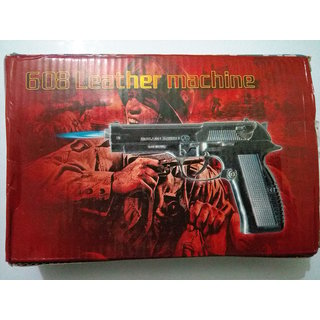 Heavy  gun lighter with cover Black