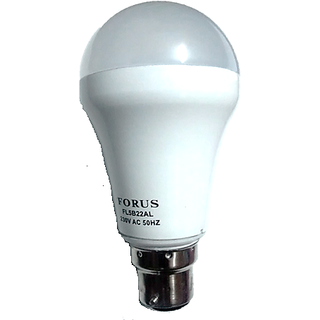 Forus 7 Watts LED Bulbs Set of 2