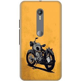 Printland Back Cover For Motorola Moto G Turbo