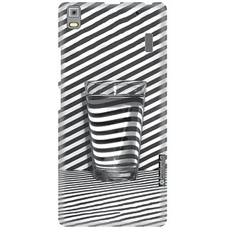 Printland Back Cover For Lenovo K3 Note PA1F0001IN