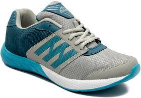 Asian Men's Gray Running Shoe