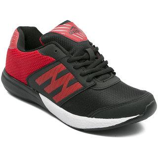 Asian Men's Black Running Shoe