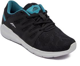 Asian Men's Black Training Shoe