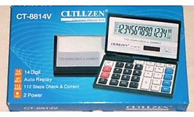Calculator CT-8814 Folding Calculator