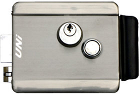 Electronic Steel Door Lock (EL 203)