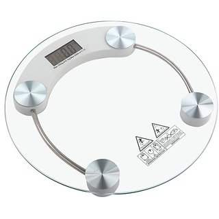 Buy Digital Glass Weighing Scale Personal Health Body ...