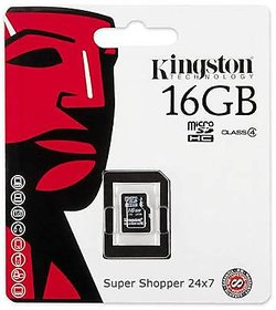 Kingston 16gb Class-4 MicroSd Card