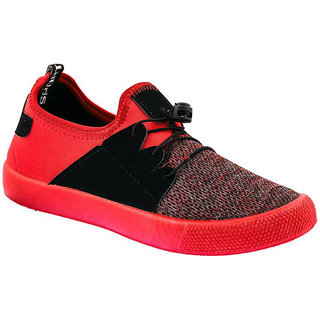 Earton Men's-785 Red Casual Shoes