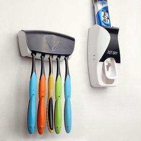 Dust-proof Toothpaste Dispenser Toothpaste Squeezer Kit