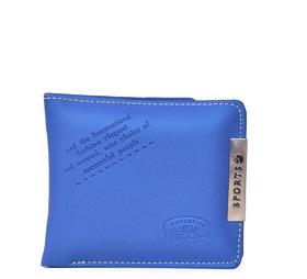 fashion village Royal Blue Wallet