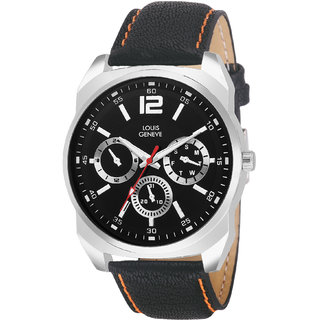 Louis Geneve Classic Series Analog Watch For Men & Boys