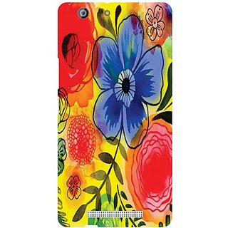 Printland Back Cover For Gionee Marathon M5