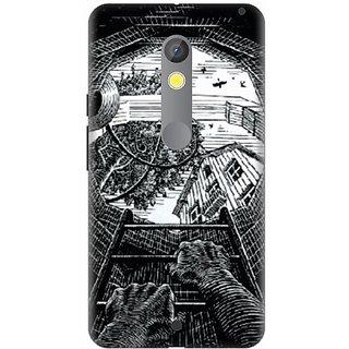 Printland Back Cover For Moto X Play