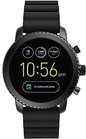 Fossil Round Men Smart watch Without Sim and With Bluetooth-FTW4005