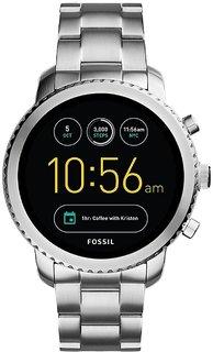 Fossil Explorist Analog-Digital Black Dial Men's Watch-FTW4000