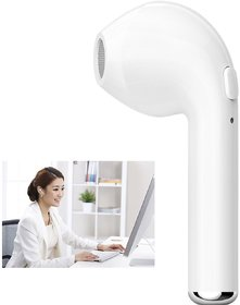 Samsung Galaxy J7 Max Compatible Wireless Bluetooth Music Earphone Bluetooth V4. 1 With Mic By GO SHOPS (Only 1 Pic)