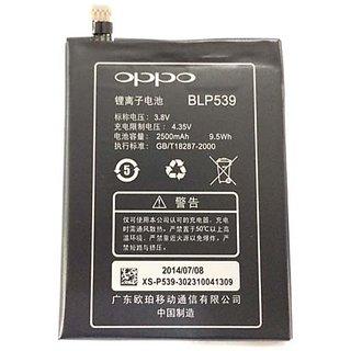 Oppo BLP539 BLP-539 BLP 539 Mobile Phone Battery For Find 5 Find5 X909 2500 mAh 3.8V