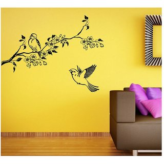 EJA Art  Journey Of Love Mulitcolor Removable Decor Mural Wall Stickers Sticker
