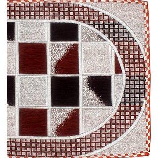 Shiv Kirpa Velvet Sofa Cover Pack Of 6