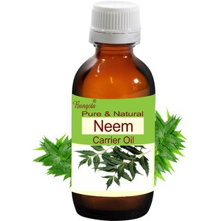 Neem Oil -  Pure & Natural  Carrier Oil (30 ml)